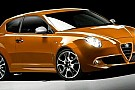 Alfa Romeo MiTo Rendered