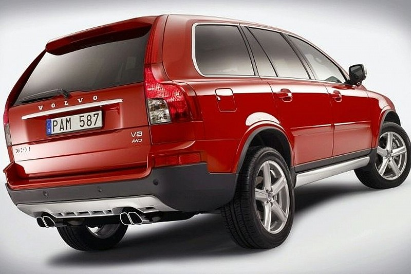 Volvo XC90 Gets R-Design Treatment