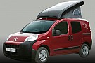 Citroen Nemo Gets Caravan Conversion by Romahome