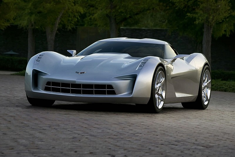 Next Generation Corvette C7 to Arrive in 2012 - report