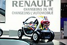 Renault Twizy production version revealed in Paris