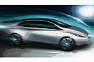 Infiniti EV will be close to released sketch, says design chief
