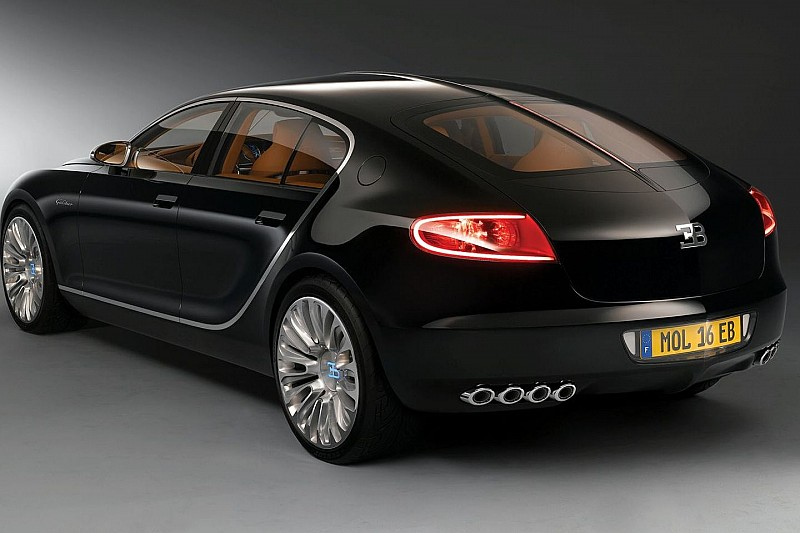 Bugatti to develop a luxury sedan based on Audi A8 - new 16C Galibier?