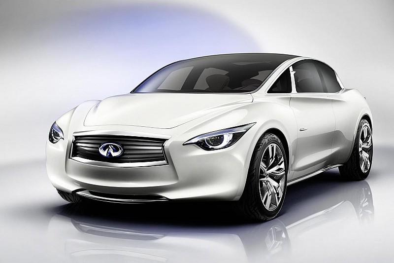 Infiniti Etherea concept revealed in Geneva [video]