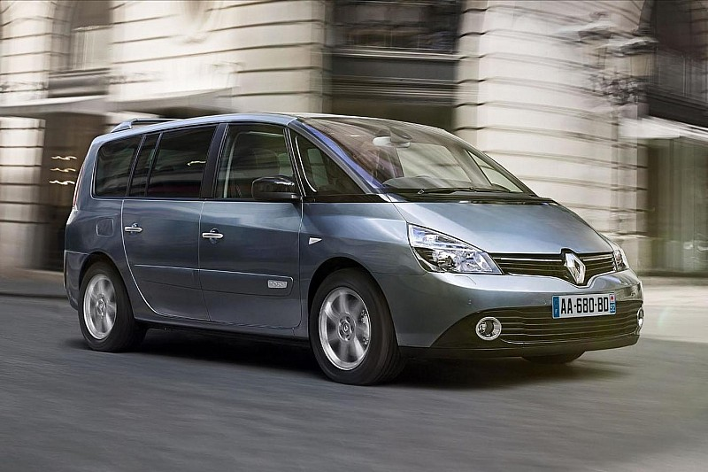 2013 Renault Espace facelift gets detailed