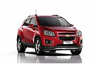2013 Chevrolet Trax heading to Paris Motor Show