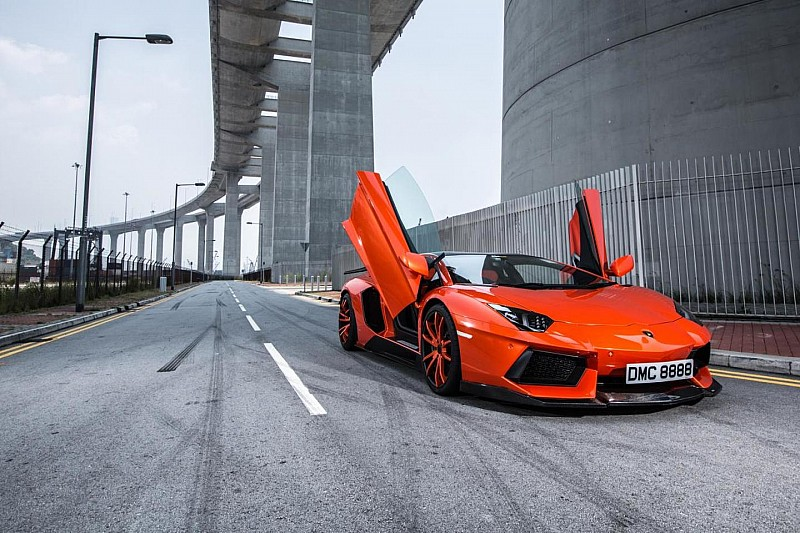 Lamborghini Aventador LP900 by DMC revealed with 900 HP