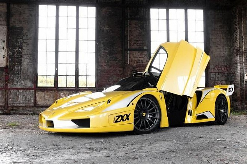 Hear the roar of the Ferrari Enzo ZXX [video]