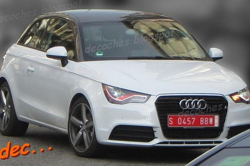 Is this the Audi RS1 ?