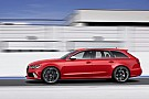 2014 Audi RS6 Avant officially unveiled