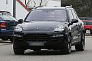 2015 Porsche Cayenne facelift spied for the first time