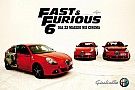 Alfa Romeo Giulietta promoted in Fast & Furious 6 [video]