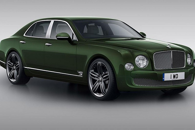 Bentley introduces Continental GT & Mulsanne Le Mans Editions
