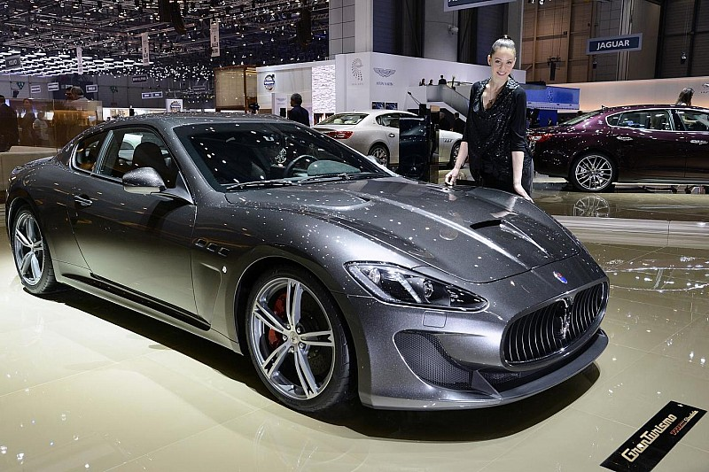 Maserati planning smaller sports car for 2016, LaFerrari-based supercar won't happen
