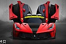 DMC's LaFerrari FXXR render looks mental