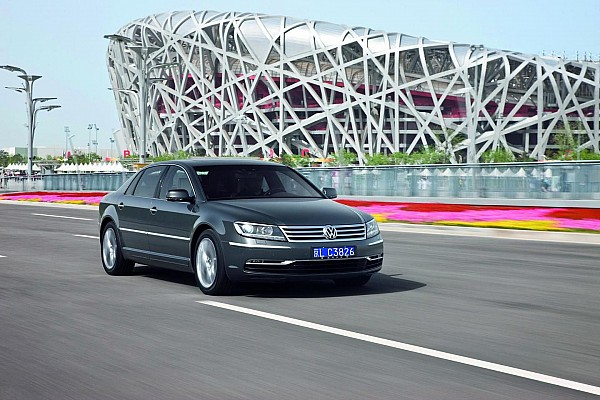 Next-generation Volkswagen Phaeton reportedly safe from being cut