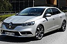 New Renault Fluence rendered based on spy photos