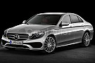 2016 Mercedes-Benz E-Class Sedan render is probably spot on