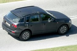 Audi Q5 Spied - Barely Disguised