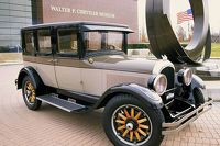 Chrysler Six of 1924 - First Chrysler Brand Car