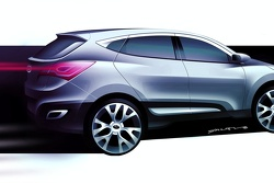 Hyundai HED-6 SUV Concept