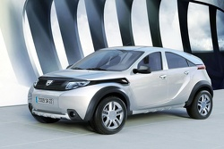 Dacia Duster SUV Production Version