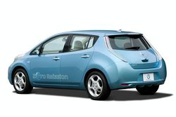 2010 Nissan Leaf Electric Vehicle