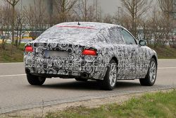 2011 Audi A7 spy photo in Germany 12.04.2010