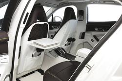 TechArt entertainment and comfort package for Porsche Panamera 23.04.2010