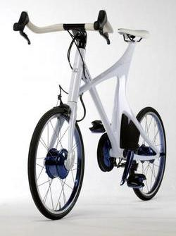 Lexus Hybrid Bicycle Concept 27.04.2010