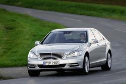 2010 Mercedes-Benz S 250 CDI BlueEFFICIENCY 01.10.2010