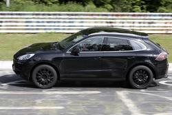 2014 Porsche Macan spy photo 12.6.2012