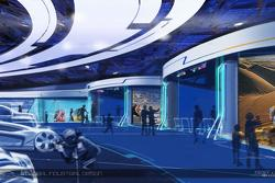 Walt Disney World Test Track by Chevrolet 09.11.2012