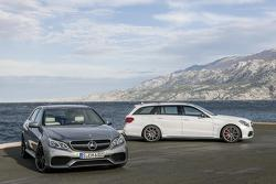 2014 Mercedes-Benz E63 AMG facelift wagon estate