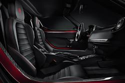 2013 Alfa Romeo 4C production version interior cabin