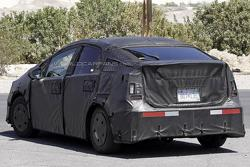 2015 Toyota Prius spy photo