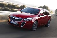 2013 Opel Insignia OPC facelift