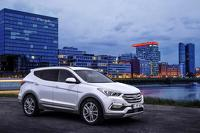 Hyundai bringing Euro-spec i20 Active and Santa Fe facelift to IAA