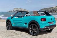 Citroen Cactus M concept officially unveiled