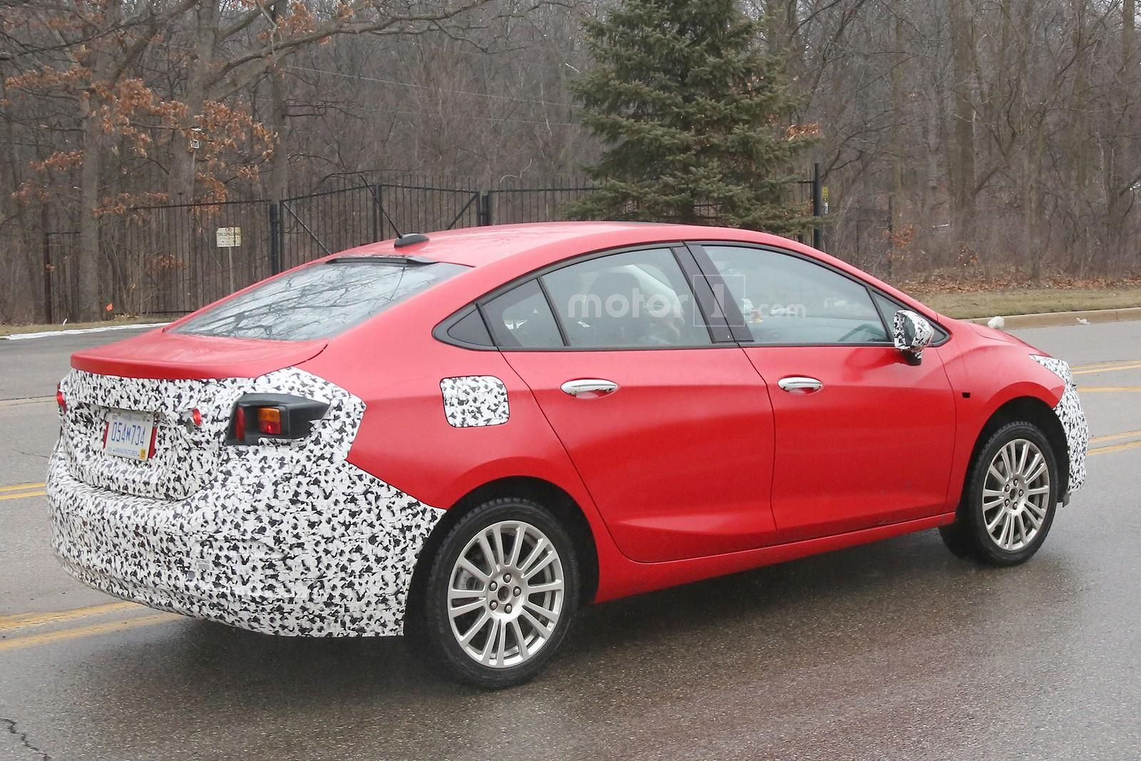 2018 chevrolet cruze hatchback.  2018 re spied 2018 chevrolet cruze hybrid inside chevrolet cruze hatchback h